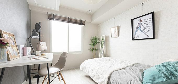 ベッドルーム(Btype)